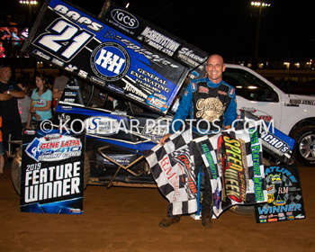 Hoseheads Sprint Car Photos & News