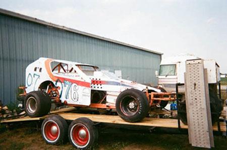 Antique Association Auto Daytona Racing on Not Just Another Racing Column