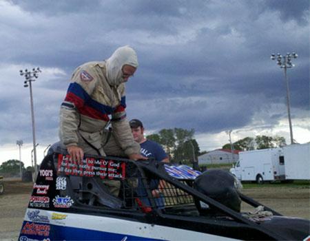 Antique Auto Daytona Racing on Not Just Another Racing Column
